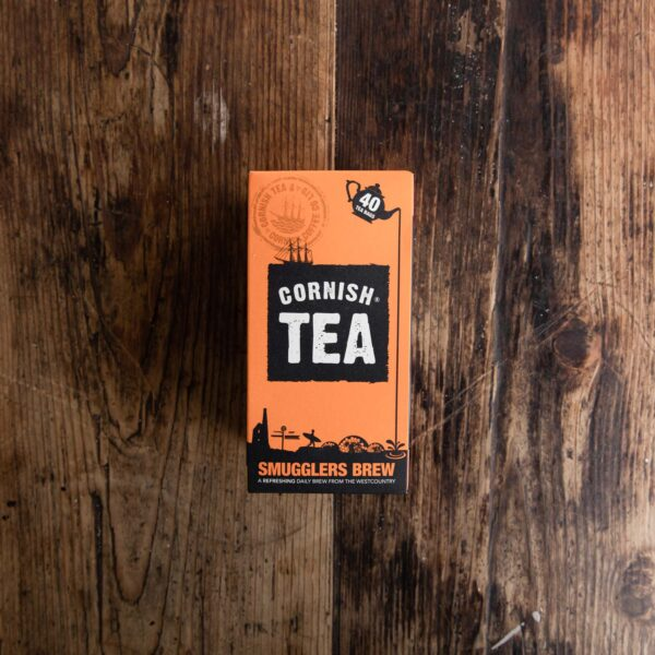 40 bag cornish tea bag