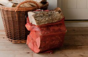 Kiln dried ash bag from baileys country store buy more than 4 bags and save 50p a bag