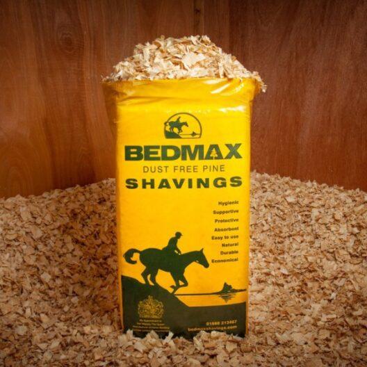 Bedmax shavings - Horse bedding - 20kg bale
