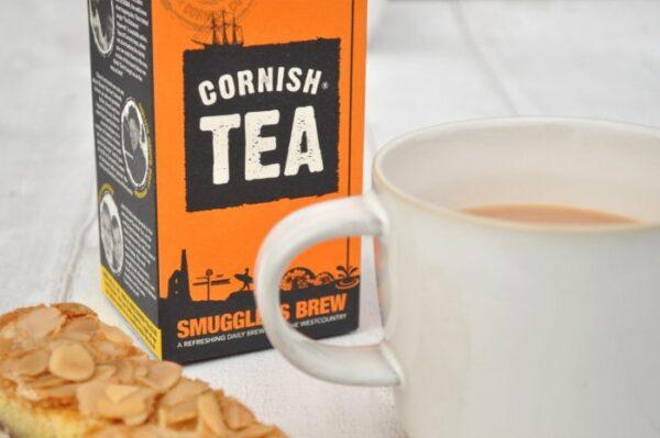 Cornish Tea bags, an all day cuppa
