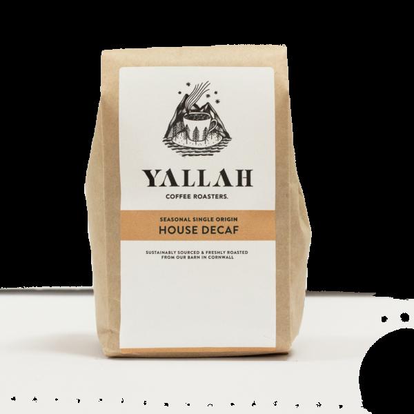 yallah house decaf - 250g