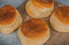 Baker toms plain scones pack of 4