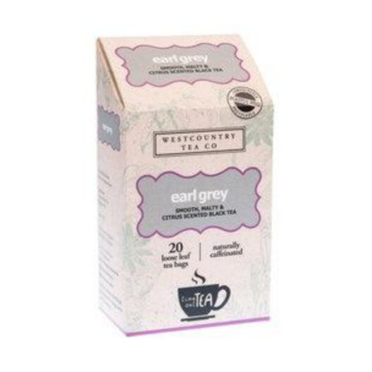 Westcountry earl grey teabags