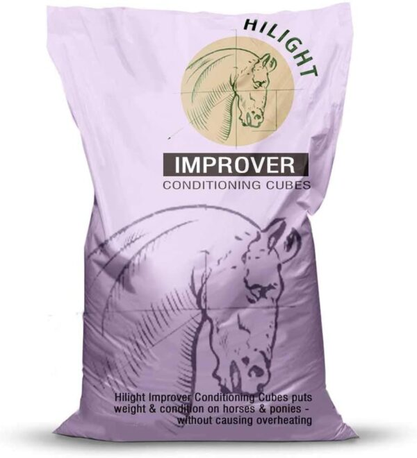 hilite conditioning cubes horse feed - 20 kg