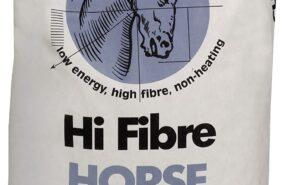 Hilite high fibre horse cubes