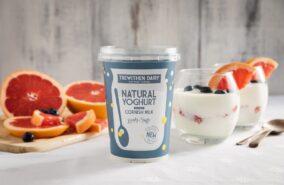 Trewithen dairy yoghurt