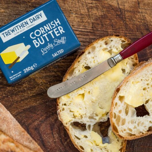 Trewithen dairy salted butter 250g