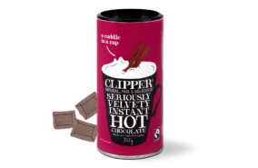 Clipper velvety hot chocolate - 350g
