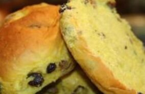 Vickys saffron buns, a very cornish tea time snack