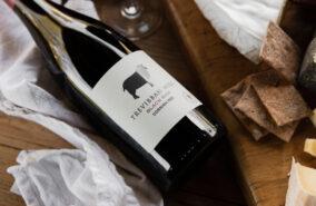 trevibban black ram red wine