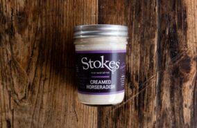 Stokes horseradish Sauce