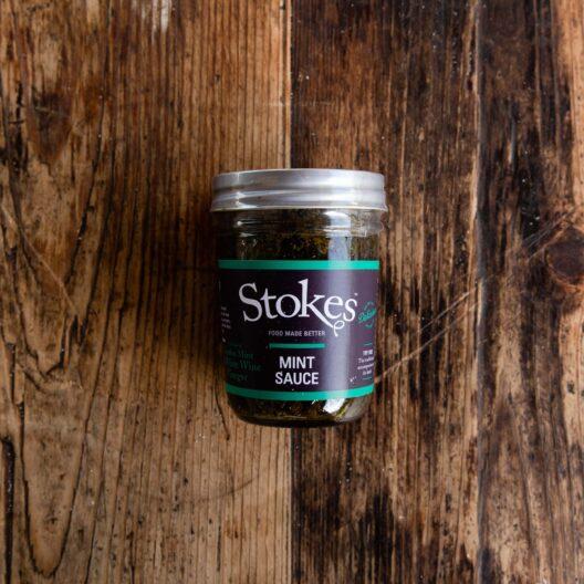 Stokes mint sauce