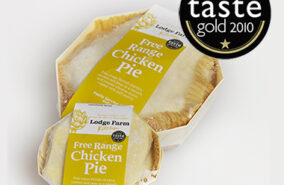 lodge farm free range chicken pie