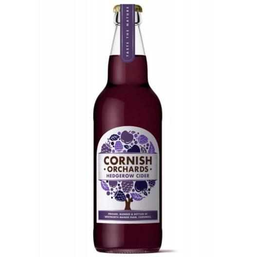 Cornish Orchard Hedgerow cider