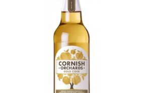 Cornish Orhcard Gold cider