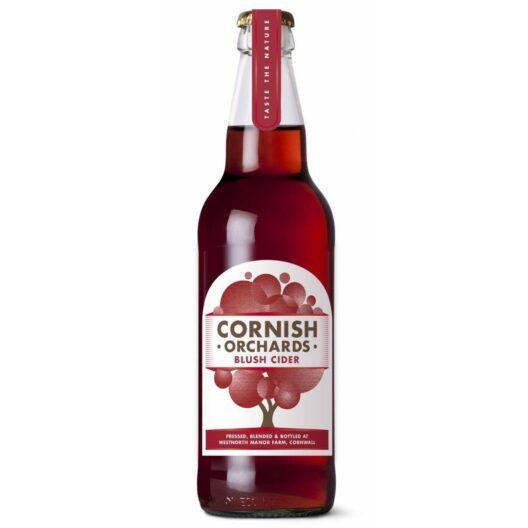 Cornish orchard blush cider