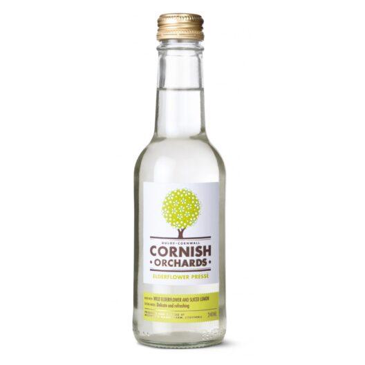 Cornish Orchard elderflower presse