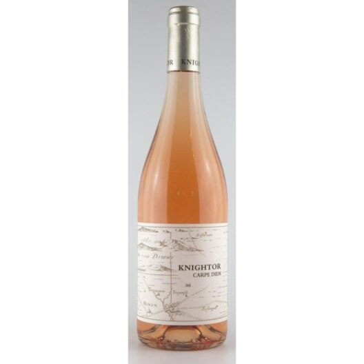 Knightor cornish carpe diem rose wine