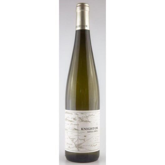 Knightor valley cornish mena hweg white wine