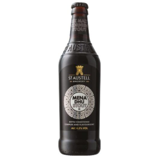 St Austell Brewery Mena Dhu Cornish Stout
