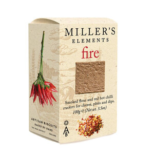 Miller's Elements fire cracker