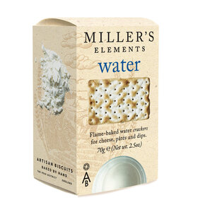 Miller's Elements water cracker