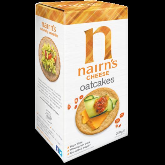 Nairns Cheese oatcake
