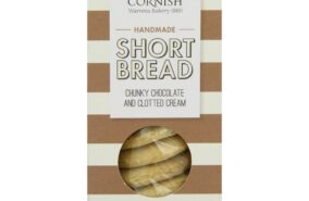 Simply Cornish Shortbread with Chocolate