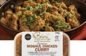 Bini's moghul chicken curry