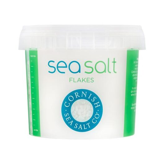 Cornish Sea Salt Flakes