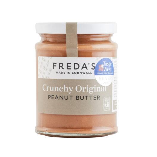 Freda's orginal crunchy peanut butter