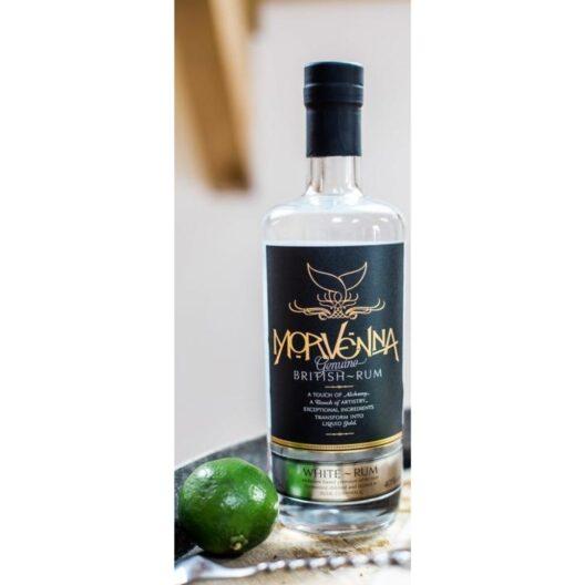 Morvenna Cornish white rum