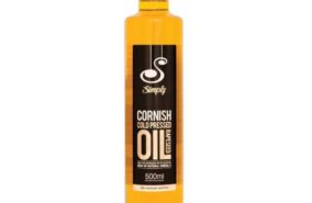 Simply cornish Cold press rapeseed oil