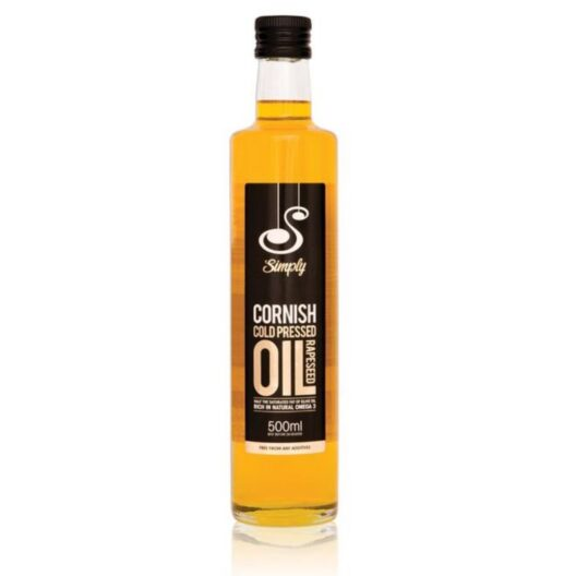 Simply cornish Cold press rapeseed oil