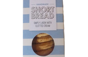 Simply Cornish Clotted Cream Shortbread Biscuits