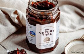 Cherry Tree spicy red onion marmalade