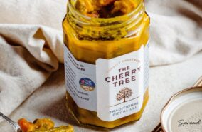 Cherry tree traditional piccalilli