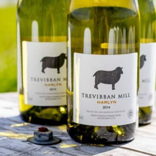 Trevibban cornish white wine