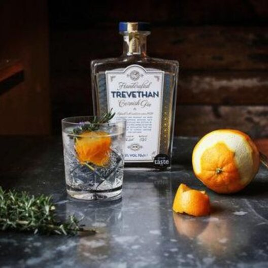 Trevethan dry gin