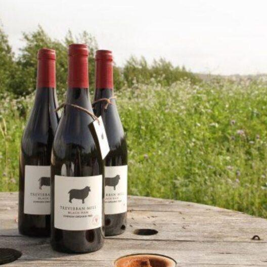 Trevibban mill cornish red wine