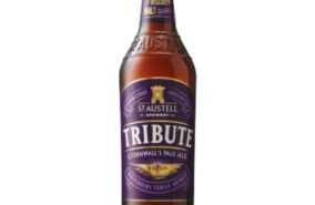 Tribute Ale, highly popular with everyone that drinks it