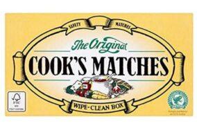 Cooks matches