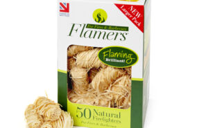 Flamers natural firelights 50