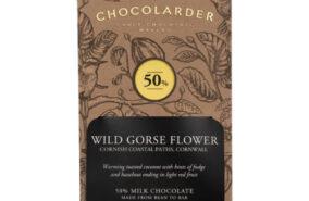 Chocolarder wild gorse milk chocolate