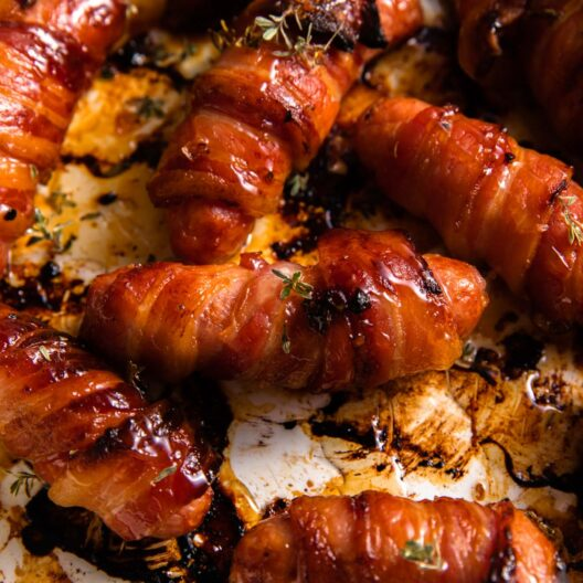 Pigs in blankets yummy