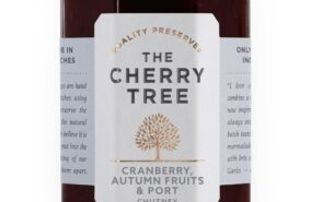 Cherry Tree Cranberry with autumn fruit and port
