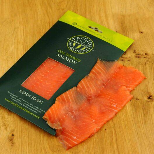 Tregida Smoked salmon