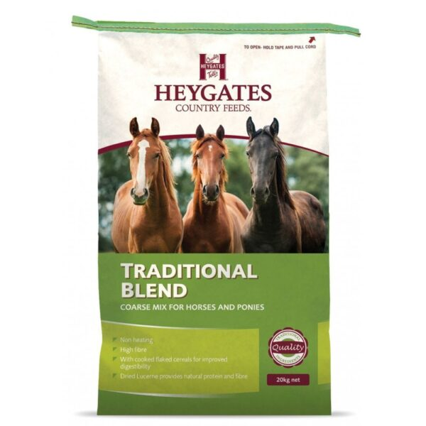 Heygates Traditional Horse Mix