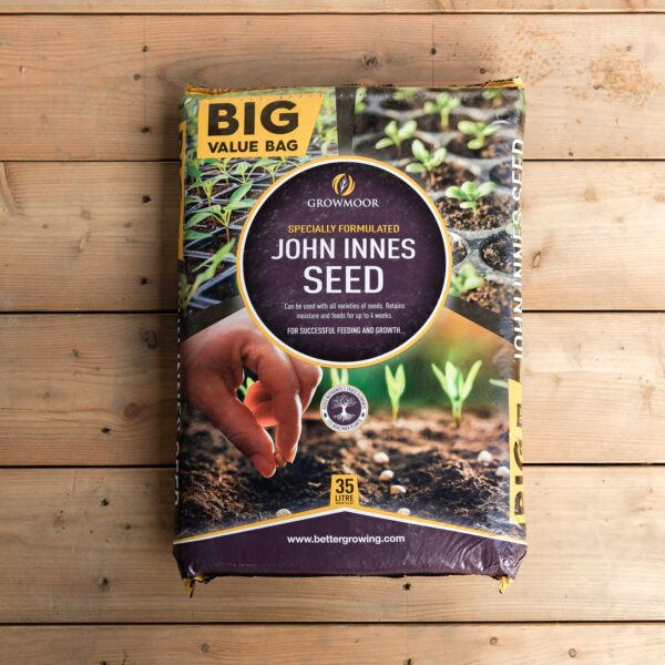 John Innes Seed Compost sold at baileys country store