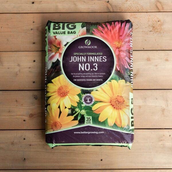 John Innes no.3 compost